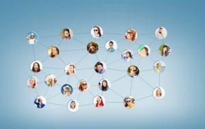 LinkedIn business networking
