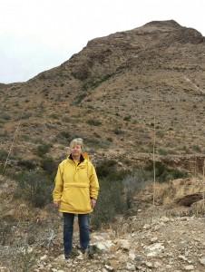 chihuahua desert hike