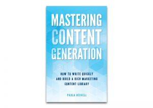 Mastering content generation