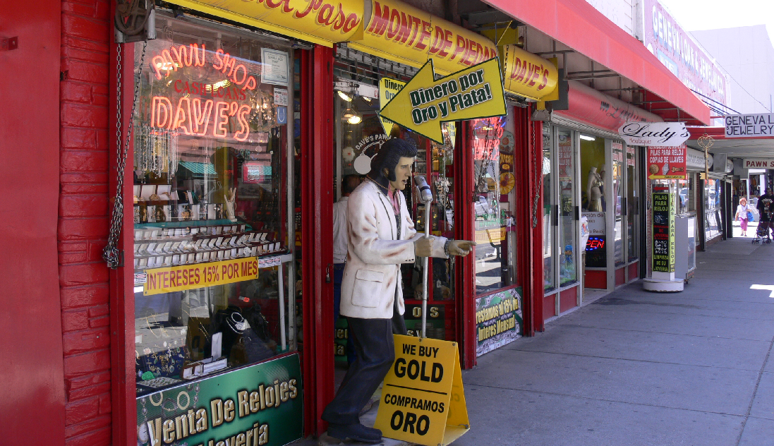 daves pawn shop