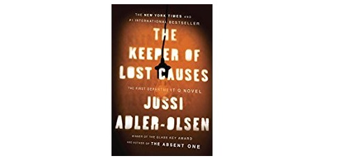 Keeper of Lost Causes book cover